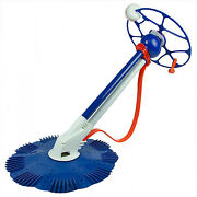Hurriclean Above Ground And Inground Automatic Suction-side Pool Cleaner