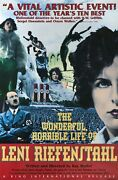 The Wonderful, Horrible Life Of Leni Riefenstahl 1995 U.s. One Sheet Poster