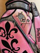 Birdie Hunt Caddy Bag Sold Out Model Rare From Japan Free Shipping