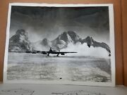 Vickers Wellesley East Africa Raf 1941  Ww2 Press Photo 47 Sqdn Possibly