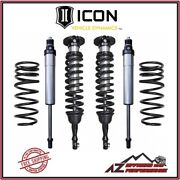 Icon 1.5-3.5 Suspension System Stage 1 For 08-up Toyota Land Cruiser 200 Series
