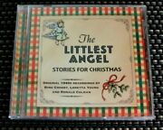 The Littlest Angel Stories For Christmas By Bing Crosby Cd, Abc Sealed