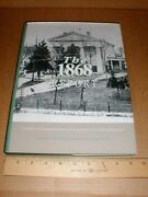 The 1868 Report Historical Documents Arkansas State First Land Commissioner Book