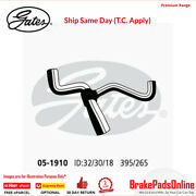 Curved Radiator Hose 05-1910 For Ford Australia Focus Lr Fitting Position Lowe