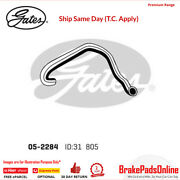 Curved Radiator Hose 05-2284 For Audi A3 8p1 Fitting Position Lower