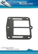 Exhaust Gasket Made For Suzuki Replaces Part Number 14212-94410 14212-94411