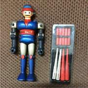 Poppy Superalloy Robot Junior 1970 Made Vintage Rare Item From Japan F/s