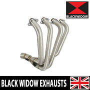 Suzuki Gsf600s Gsf 600 S Bandit Exhaust Race Down Pipes Headers Oil Cooled