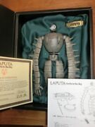 Castle In The Sky Robot Soldier Dx Figure Replicated Sign Entered Rare 2 F/s