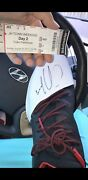 James Harden Autographed Charity Event Game Used Shoe