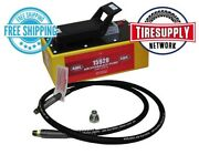 15930c Ame 5 Quart Air Hydraulic Pump With 8' Hydraulic Hose And Coupling