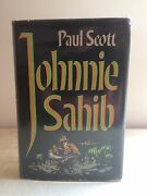Johnnie Sahib, Paul Scott, Eyre And Spottiswoode 1952, First Edition First Print