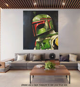 Star Wars Film Movie Art Posters Prints Painting For Glass Frame Coa Signed