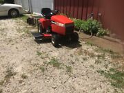 Simplicty Lawn Tractor Mower