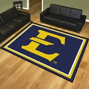 Ncaa - East Tennessee State 8and039x10and039 Rug