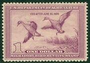 Edw1949sell Usa 1938 Scott Rw5 Vf Mint Never Hinged A Post Office Fresh Stamp