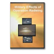 Military Effects Operation Redwing Nuclear Atomic Bomb Warhead Testing A543