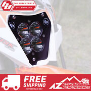 Baja Designs Squadron Sport Led Headlight Kit Dc Power For Ktm And03914-and03916