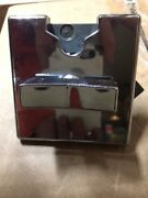 Chrome 25 Cent Coin Gumball Nut Candy Vending Mech Northwestern Model And Super 60