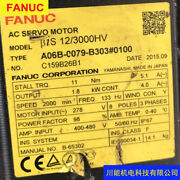 1pcs Used 100 Test A06b-0079-b303 By Dhl Or Ems