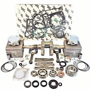 New Kawasaki Kvf Ktf Krf 750 Engine Rebuild Kit 2005-2012 Brute Force Teryx 4