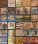 Pick 7 Tony Evans Cd's Armor Of God, Prophecy And Our World Vol 1 And 2, And More