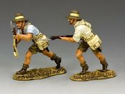 King And Country Soldiers Wwi Gallipoli 1815 Charge 1/30 Scale Collectible Ga004
