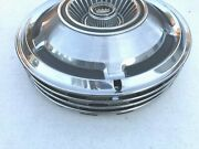 Vintage 60and039s And 70and039s Ford Motor Company 15andrdquo Car Hubcaps Set Of 4