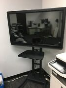 Newline 47 Interactive Multi Touch Screen W/ Mobile Stand Great Condition