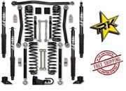 Rock Krawler 3.5 Adventure Series 2 W/ Shocks For And03907-and03918 Jeep Wrangler Jk 2 Dr