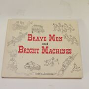 Brave Men And Bright Machines - The Story Of The Middletown N.y. Fire Department