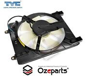Air Condensor Fan Assembly With Motor For Honda Civic Fd 20062012 1.8l