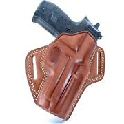 Premium Leather Owb Pancake Holster With Open Top Fits, Sig Sauer P224 1144