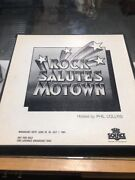 Rock Salutes Motown Special By The Source- 5 Lp Set