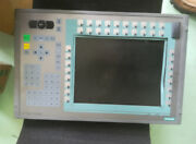 Siemens Panel 12k 677/877 A5e00747062 By Dhl Or Ems By Dhl Or Ems