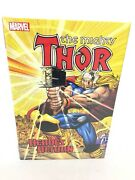 The Mighty Thor Heroes Return Omnibus Collects 1-35 Marvel Hc Sealed 125