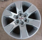 1 Gmc Canyon 17 17x8 2015-2017 Factory Oem Wheel Replacement Rim Used Alloy A