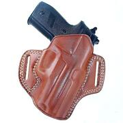 Premium Leather Owb Pancake Holster Open Top For Sig Sauer P6 9mm 3.5bbl 1395
