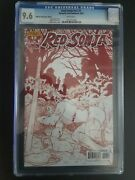 Red Sonja 1 High End Amanda Conner Blood Red Ultra Limited Cover