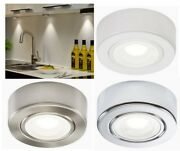 Surface 240v Under Cabinet Cupboard Led Cool Warm White Light Kitchen Fitting