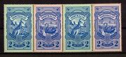 M1159sbs Australia Colonial Heritage 2 Muh High Value Strip Of 4 Stamps