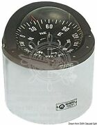 Riviera Boat Marine Compass 6 150mm White For Sail Boats