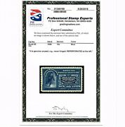 Exceptional Scott E5 Mint Pristine Og Nh Pse Cert 10andcent Blue Special Delivery