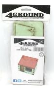 4ground 28s-waw-a02 Lean To/dairy Type 2 28mm Building Add-on Kit Shed Terrain