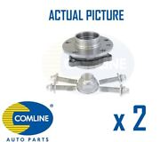 2 X Front Wheel Bearing Hub Assembly Pair Comline Oe Replacement Cha142