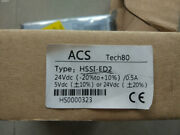 Hssi-ed2 Acs Tech80 Acs Used 100 Test By Dhl Or Ems