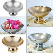 12 Tall Compote Bowl Centerpiece Pedestal Table Vases Wedding Home Decorations