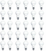 240x Philips Led Frosted E27 Edison Screw 100w Warm White Light Bulb Lamp 1521lm