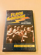 Flash Gordon - The Deadly Ray From Mars With Buster Crabbe Sealed New Dvd 2002