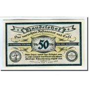[660730] Banknote Germany Hannover 50 Pfennig Personnage 1 1922